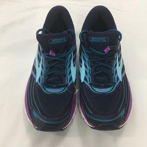 Brooks Womens Sz 7.5 Glycerin 15 Running Shoes